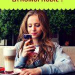 Qu'est ce que la nomophobie ?