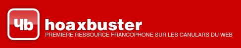 HoaxBuster : première ressource francophone sur les canulars du web