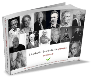 Le photo-book de la pensée positive