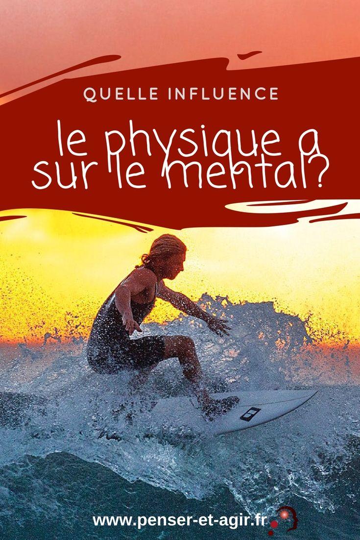 Quelle influence le physique a sur le mental ?  Jusqu'à quel point notre physique peut-il influencer notre mental ? Découvrez comment recopier les bonnes habitudes des sportifs pour réussir vos projets.