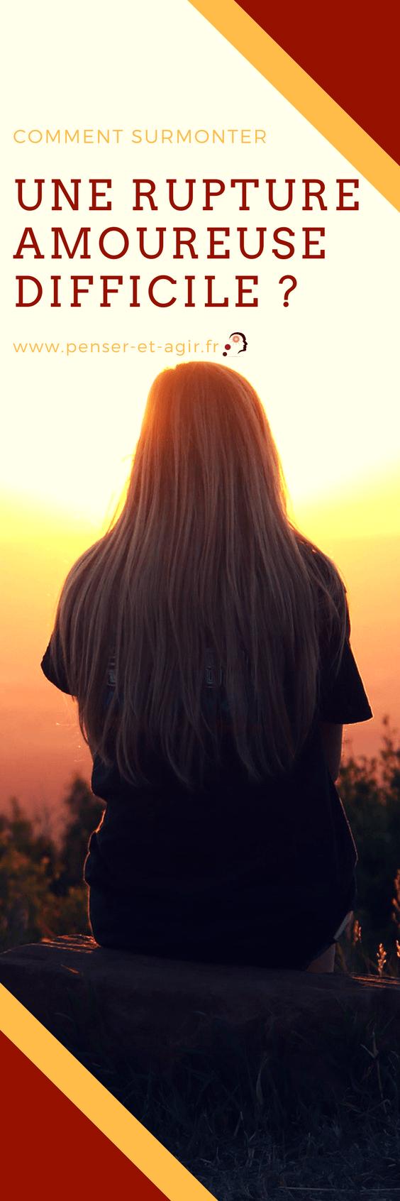 Comment surmonter une rupture amoureuse difficile ?  Découvrez exactement comment surmonter une rupture amoureuse difficile. Voici les 5 étapes qui vous permettront de comprendre et de résoudre ce problème.