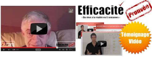 Formation Efficacité Prouvée : le témoignage vidéo de Jean-Luc