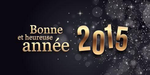 Bonnes résolutions 2015