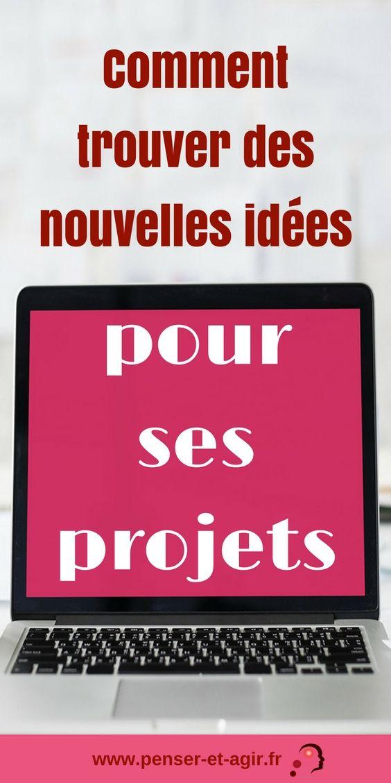 Comment trouver des nouvelles idées pour ses projets ?  Il est nécessaire de trouver des nouvelles idées pour avancer dans ses propres projets. Dans cet article je partage avec vous un exercice simple à réaliser.