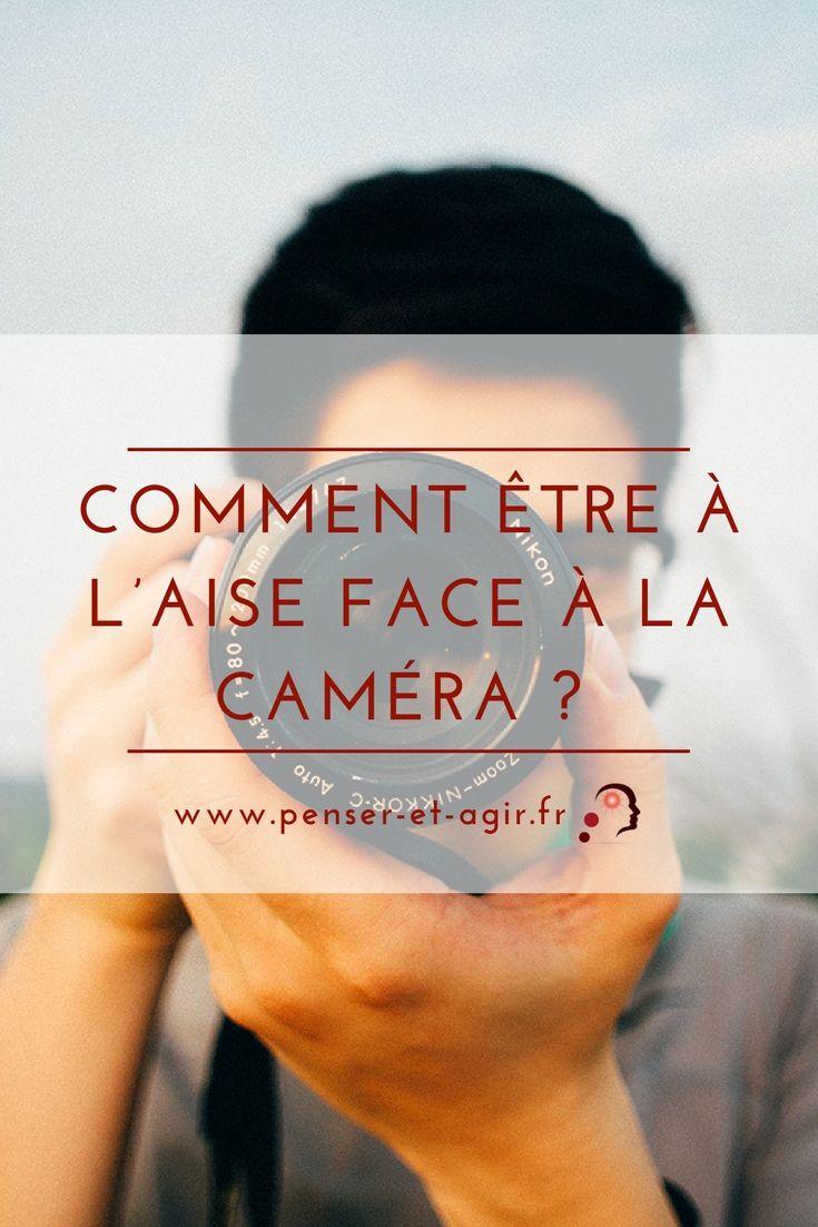 Comment être à l'aise face à la caméra ? (Interview de Thomas Gasio)  Si vous êtes mal à l'aise quand vous parlez avec des gens, vous allez voir des techniques concrètes pour être à l'aise devant les gens.