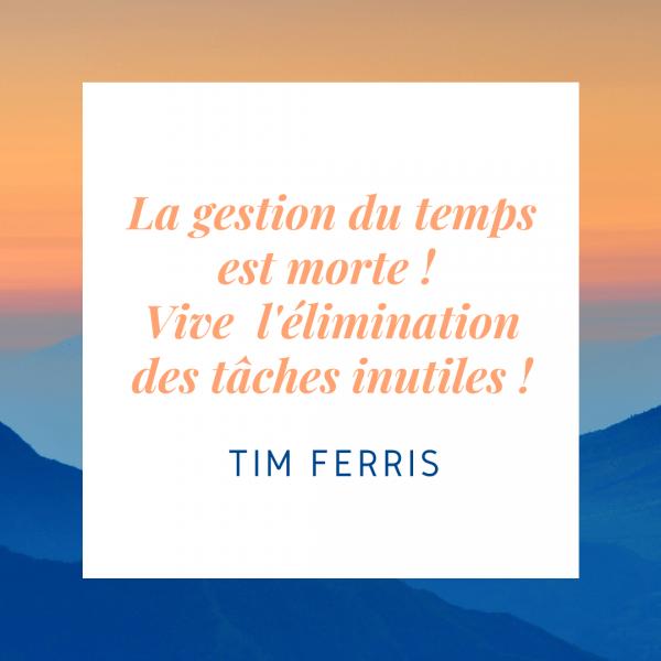 citation Tim Ferris
