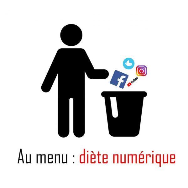diète numérique