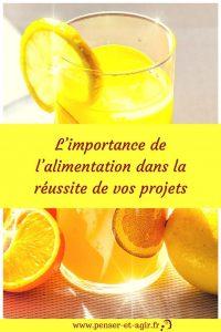 L'importance de l'alimentation dans la réussite de vos projets