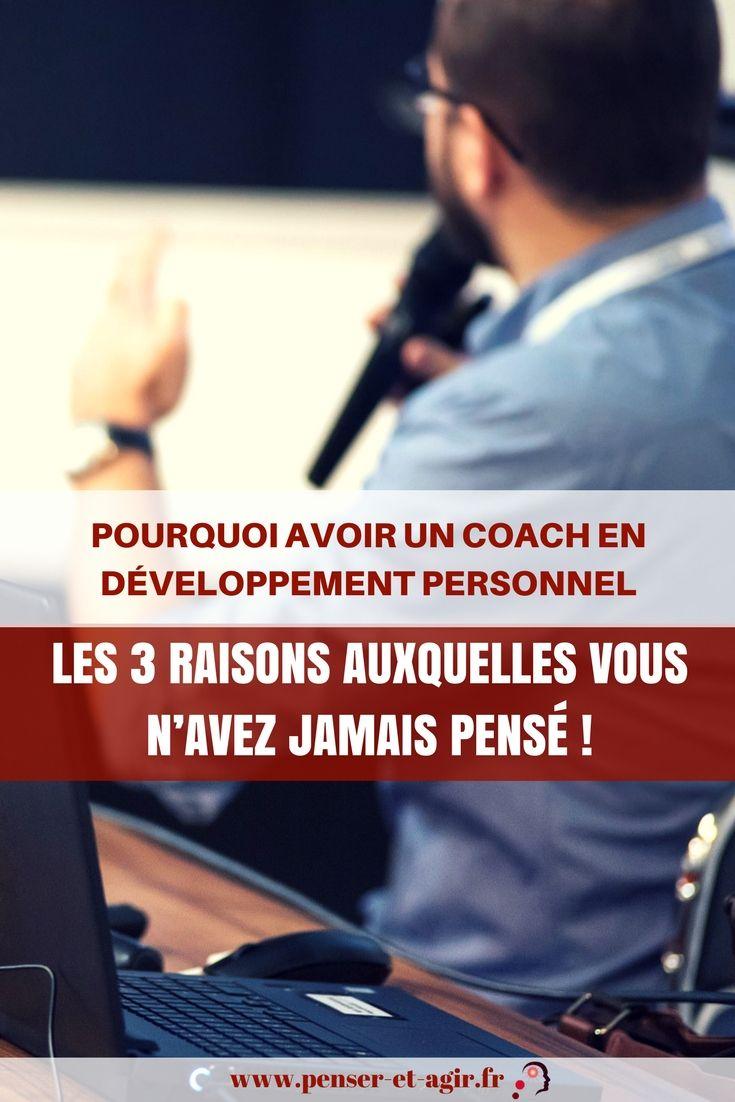 Pourquoi avoir un coach en développement personnel : les 3 raisons auxquelles vous n'avez jamais pensé !  Voici 3 bonnes raisons pour vous faire accompagner par un coach en développement personnel, ainsi que des astuces pour trouver le bon expert.