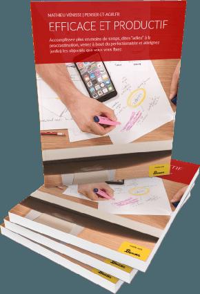Efficace et productif : l'ebook gratuit