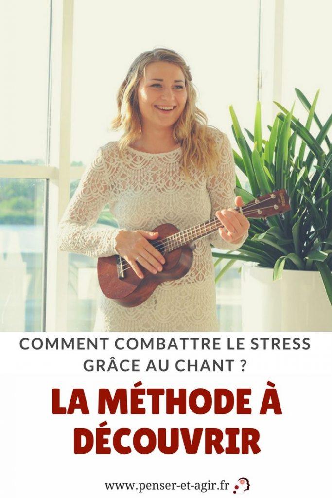 Comment combattre le stress grâce au chant ? La méthode à découvrir
