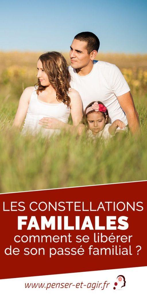 Les constellations familiales: comment se libérer de son passé familial ?
