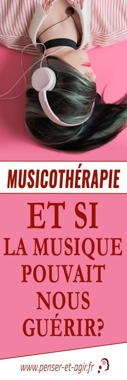 Musicothérapie, et si la musique pouvait nous guérir?  La musicothérapie, à travers différentes méthodes, vous mène vers l'apaisement et la guérsion. Mais qu'est ce qu'exactement la thérapie par le son?