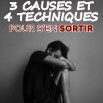 Crise d'angoisse la nuit : 3 causes et 4 techniques pour s'en sortir