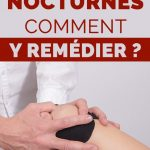 Crampes nocturnes : comment y remédier ?