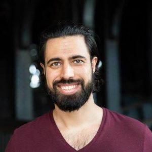 Mathieu Vénisse, le créateur du site Penser-et-Agir.fr