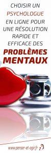 Choisir un psychologue en ligne pour une résolution rapide et efficace des problèmes mentaux
