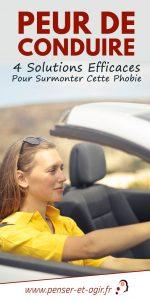 Peur de conduire : 4 solutions efficaces pour surmonter cette phobie