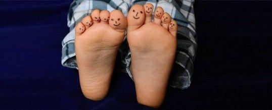Phobie des pieds