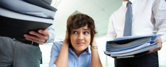 Phobie du travail ou quand le travail nous fait paniquer