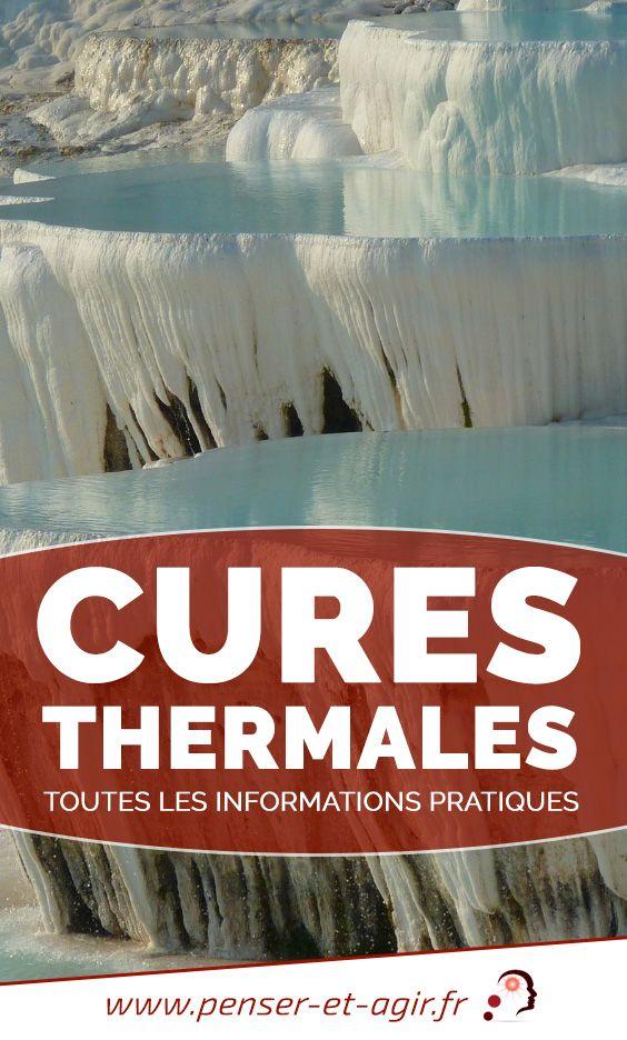 Cures thermales : toutes les informations pratiques