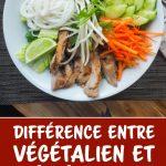 Différence entre végétalien et végétarien : tout ce qu'il y a à savoir
