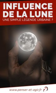 Influence de la lune : une simple légende urbaine ?