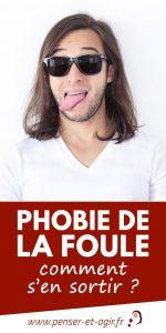 Phobie de la foule : comment s'en sortir ?