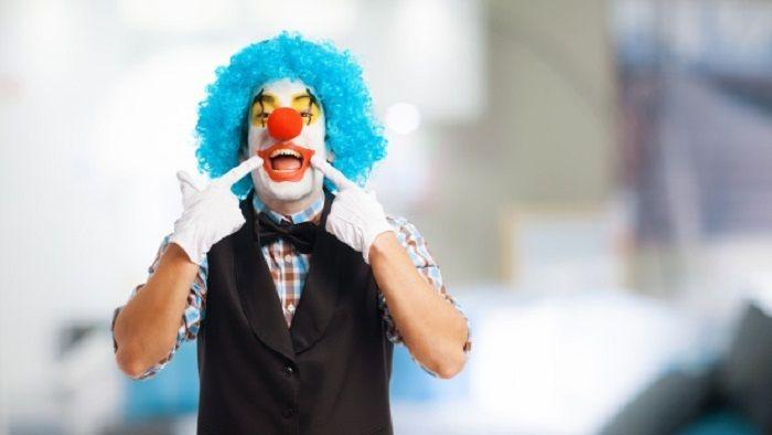 phobie des clowns
