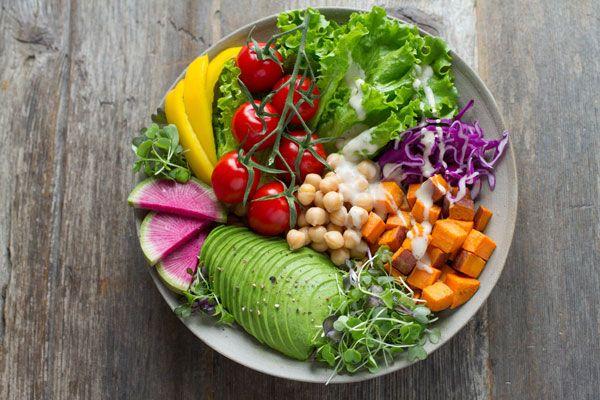 recette végétarienne facile