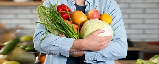 végétarien et vegan
