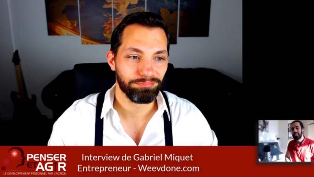 Interview Gabriel Miquet