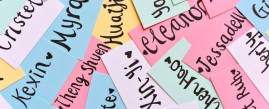 Compatibilité amoureuse des prénoms : êtes-vous fait l'un pour l'autre ?