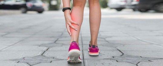 jambes lourdes et douloureuses