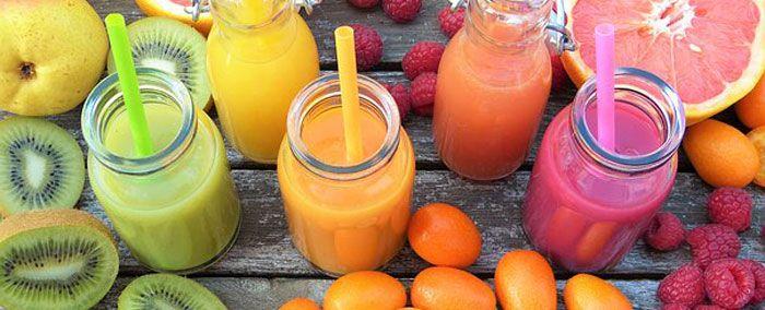 jus de fruit sans sucre