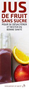Jus de fruit sans sucre : pour se désaltérer et rester en bonne santé