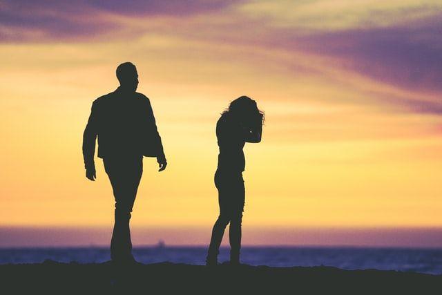 silence dans le couple