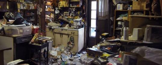 Syndrome de Diogène léger : quand le logement devient un dépotoir