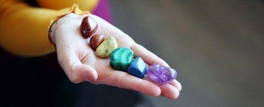 chakras et pierres naturelles