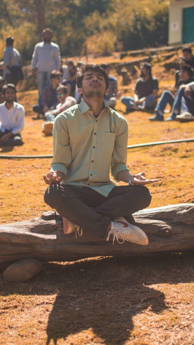 méditation indienne