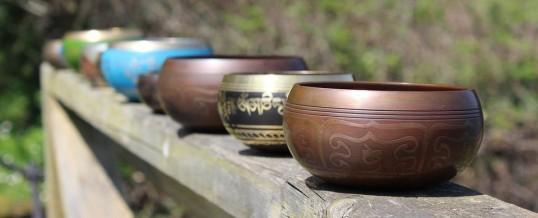 Le bol tibétain thérapeutique en tant qu'outil pour réduire le stress