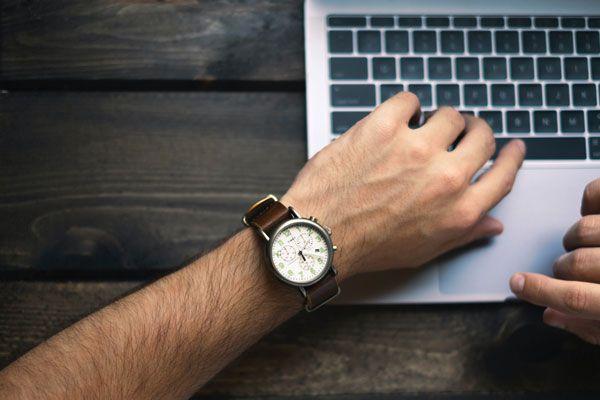 gestion simplifiée du temps