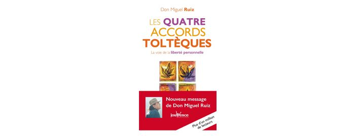 Les 4 accords Tolteques