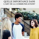 Communication para verbale: quelle importance dans l'art de la communication?