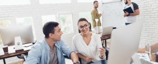 Tomber amoureux au travail : quand cupidon opère au bureau