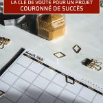 Management de projet : la clé de voûte pour un projet couronné de succès