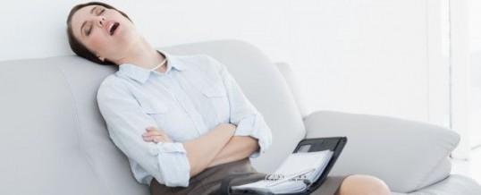 Agenda du sommeil pour mieux lutter contre l'insomnie passagère