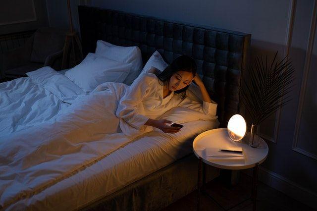 relation entre écran et sommeil
