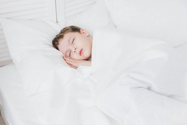 sommeil des enfants