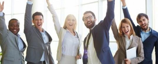 Le bonheur au travail: 4 piliers pour être heureux au travail